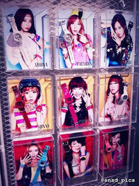 Baby-G x Girls' Generation / 소녀시대/少 女時代/ SNSD International Fansite / Fan Community | Casio Watch Store | Scoop.it