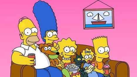 How The Simpsons Changed the English Language | Bazaar | Scoop.it