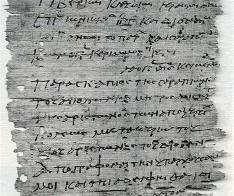 Traducen papiros egipcios con tratamientos para la resaca o las hemorroides | ArqueoNet | Scoop.it