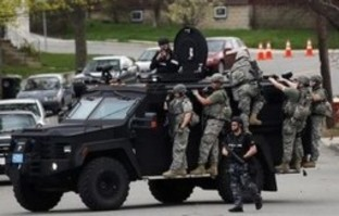 Two SWAT Teams Shut Down A Neighborhood In Colorado.