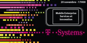 Mobile Enterprise Services et innovation, T-Systems le 20 novembre 2012 dès le 17H00 à La Cantine Toulouse | La Cantine Toulouse | Scoop.it