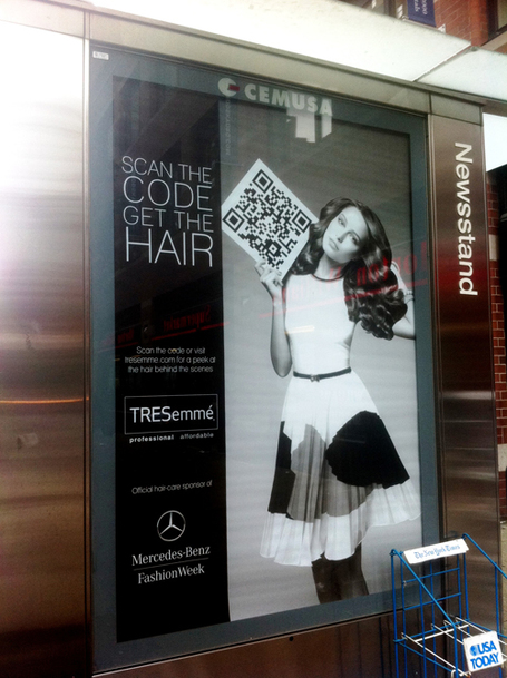 QR Codes Anywhere | The use of QR codes | Scoop.it