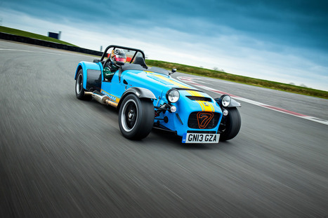 Wide Caterham Seven 620R HD Wallpaper | New Automotive HD Wallpapers Collections for Desktop, Iphone, Ipad, and Android | Cars Wallpapers | Scoop.it
