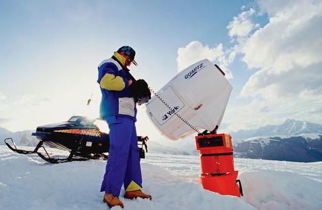 Les stations de ski «accros» à la neige artificielle | Louron Peyragudes Pyrénées | Scoop.it