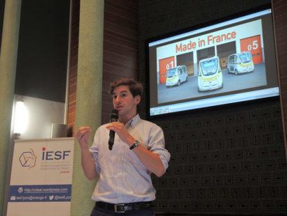 Mardi des Ingénieurs et scientifiques : le véhicule autonome, filière industrielle émergente | Veille actualités : réseaux et télécoms | Scoop.it
