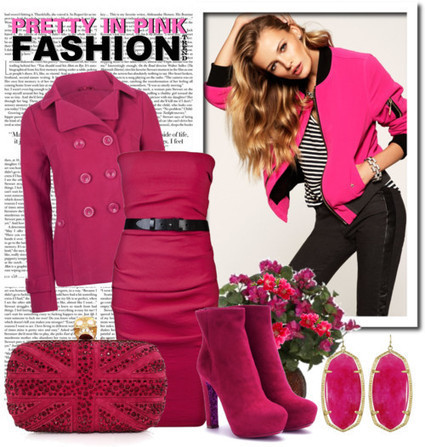 FALL FASHION TREND: Pretty In Pink | THE LOS ANGELES FASHION | Best of the Los Angeles Fashion | Scoop.it