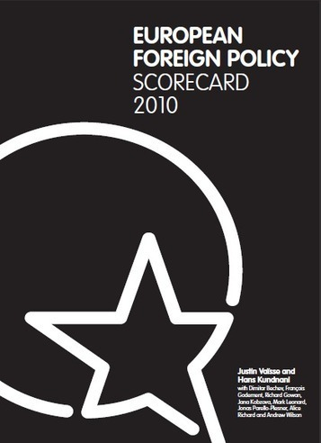 The European Council on Foreign Relations | European Foreign Policy Scorecard 2010 | Conflicts Analysis Theory | Scoop.it