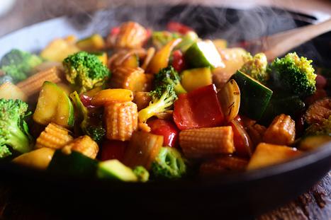 Veggie Stir-Fry | FOOD? HEALTH? DISEASE? NATURAL CURES??? | Scoop.it