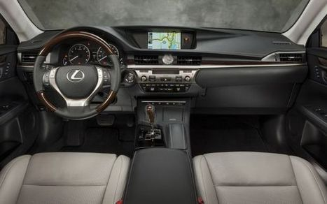 2015 Lexus ES 350 release date - New Toyota cars 2015 | car news | Scoop.it