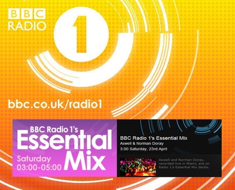 BBC iPlayer - @BBCR1 Essential Mix: @Axwell & @NormanDoray | #Music | Scoop.it
