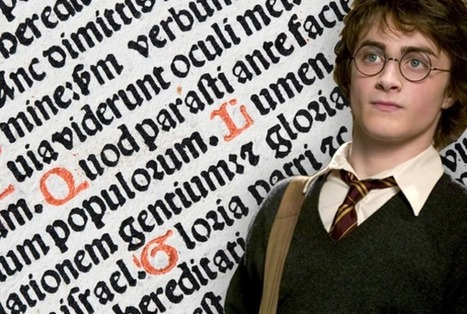 10 Latin Language References Hidden in 'Harry Potter' | Referentes clásicos | Scoop.it