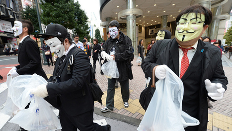 Million Mask March: LIVE UPDATES | AnonGhost Team | Scoop.it