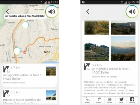 TOM, Travel On Move – Waynote, l'audioguide qui égaye vos trajets | Travel & Tourism | Scoop.it