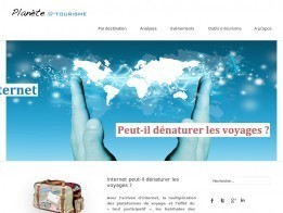 Planète E-tourisme | Golden Blog Awards | Marketing & Technology | Scoop.it
