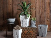Eco-Chic, Handmade Garden Containers & DIY Kits from NativeCast are ... - PR Web (press release) | decoupage | Scoop.it