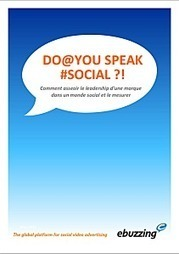 Livre blanc : Do You Speak Social ? | Gestion de contenus, GED, workflows, ECM | Scoop.it
