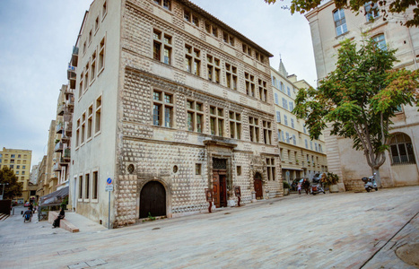 Architectouro, balades architecturales | Passage & Marseille | franco-allemand | Scoop.it
