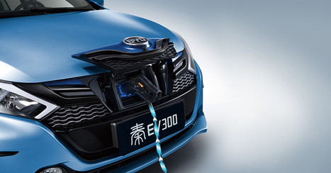 7 Chinese companies that want to dominate the electric car market | Technology and its impacts on our lives | Scoop.it