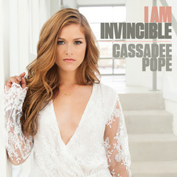 Cassadee Pope, 'I Am Invincible' [Listen] | Country Music Today | Scoop.it
