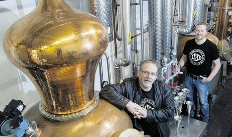 Gin makes waves in Vancouver | Southern California Wine and Craft Spirits Journal | Scoop.it