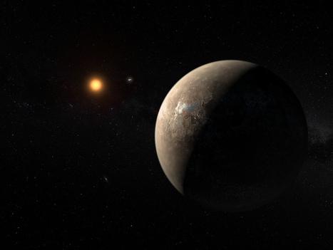 Une exoplanète terrestre découverte autour de l'étoile la plus proche, Proxima du Centaure - Science et Vie | Actualités écologie | Scoop.it