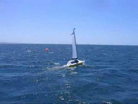 L'iboat II, un robot voilier parcourt 100 miles en toute autonomie | Les robots domestiques | Scoop.it