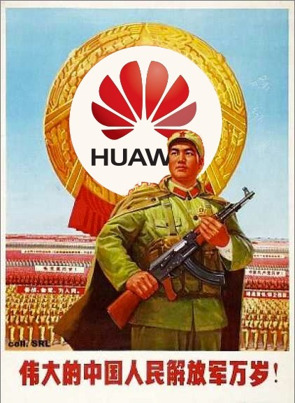 People's Republic of China's Huawei Vows Revenge On U.S. Competitors Who Drag Its Name Through The Mud | Chinese Cyber Code Conflict | Scoop.it