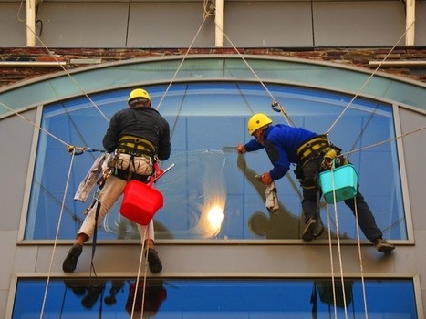 What To Expect When You Hire Professional Window Cleaners? | Window Cleaning | Scoop.it
