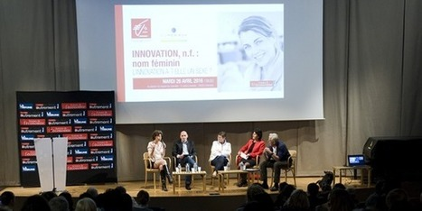 """L'innovation, une question de mixité !"" l Acteurs de l'économie 