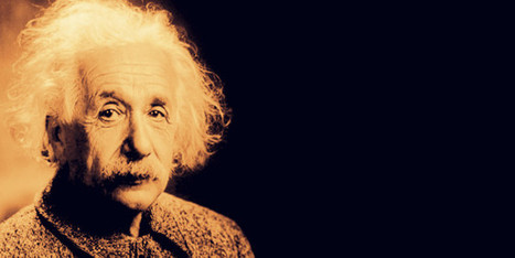 Curiosità e vizi su Albert Einstein | Beezer | Bizer | Scoop.it