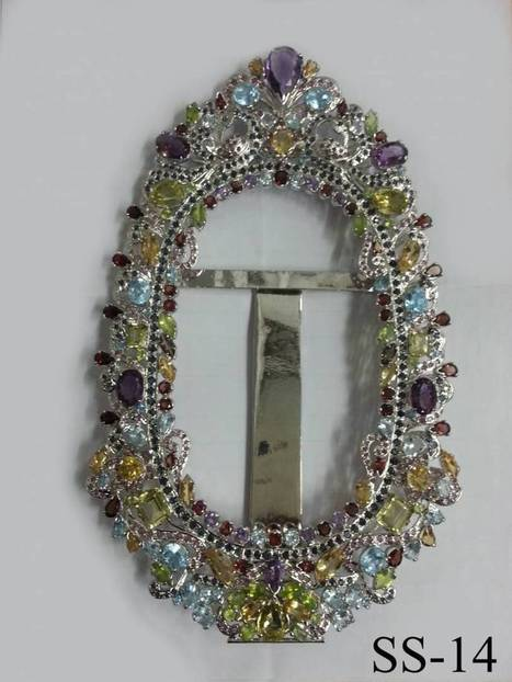 925 Sterling Silver Photo Frame   PRLog   Indian shaily crafts   Scoop.it