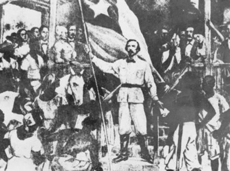 10 de octubre de 1868, fecha fundacional de la independencia de Cuba | Sociales Aarón Pérez | Scoop.it