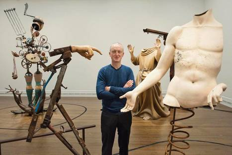 Scrap sculptures at the National Gallery 'breaking down' - Evening Standard | Art cinétique | Scoop.it