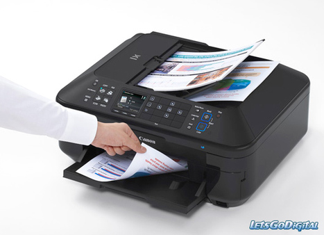 How To Service My Printer - Error Code for Canon PIXMA MP287 | Canon Printer Support | Scoop.it