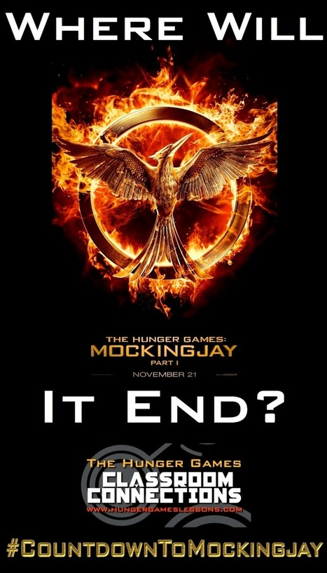 Hunger Games Lessons: Where Will Mockingjay: Part 1 End? | Hunger Games Teaching Resources | Scoop.it