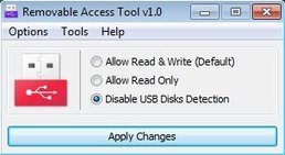 Free USB Permissions Management Software For Windows: Ratool | formation 2.0 | Scoop.it