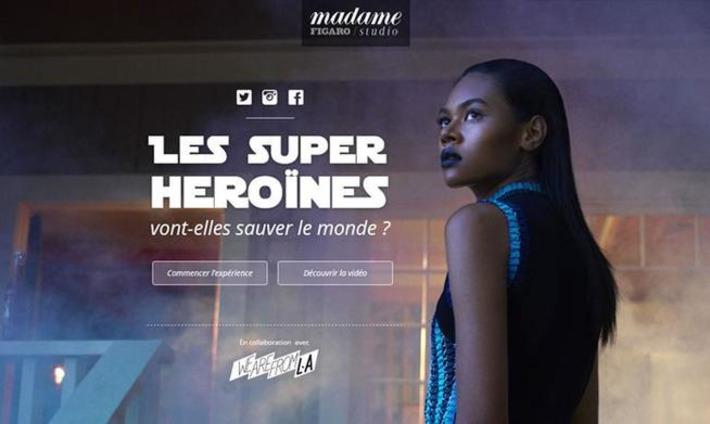 Madame Figaro développe des contenus qui mettent en valeur des innovations graphiques, éditoriales et digitales   Offremedia   Relations publiques, Community Management, et plus   Scoop.it