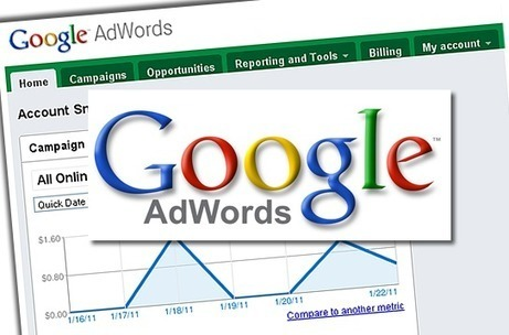 Google annoncera +10 nouvelles fonctionnalités pour Adwords le mardi 22 avril | Communication - Marketing - Web | Scoop.it