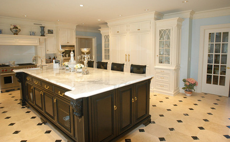 High End Kitchen Cabinets | Home Design | Scoop.it