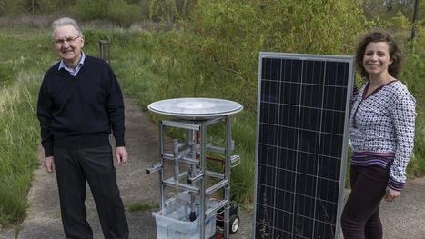 Un moteur solaire inusable | Innovation durable | Scoop.it