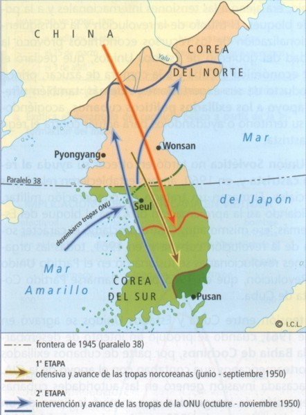 LA GUERRA DE COREA | La Guerra de Corea | Scoop.it