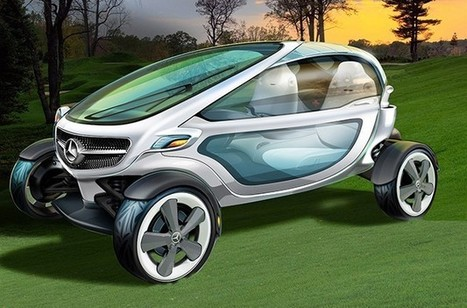 Mercedes knows its buyers, designs golf cart of the future - Autoblog | Business and Sport Management | Scoop.it