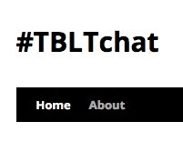 #TBLTchat on Twitter | TELT | Scoop.it