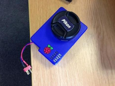 Twitter / Raspberry_Pi: Alex from @RasPiTV is visiting ... | Raspberry Pi | Scoop.it