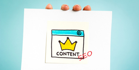 Great content the perfect partner for SEO by Red Alien | Business | Scoop.it