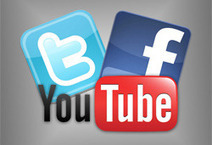 » Study: TV viewers respond to social media logos and hashtags | IntelligentHQ | Scoop.it
