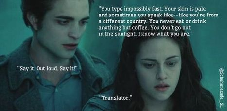 You type impossibly fast... | Wit for and by Translators | Scoop.it