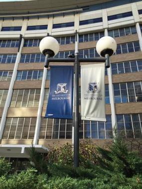 University of Melbourne ahead again in world rankings OzTREKK – Study in Australia | Australian Universities | Scoop.it