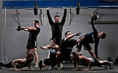 CrossFit. ¿Cómo se hace? | CrossFit Ejercicios | Scoop.it