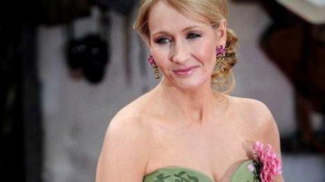 J.K. Rowling, auteure cachée d'un polar remarqué | le roman policier | Scoop.it